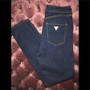 NWT Guess 1981 High Rise Jean